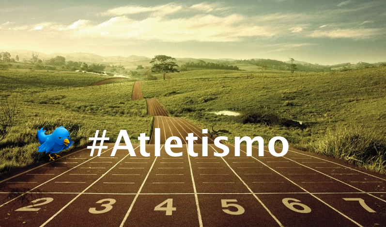Atletismo twitter